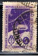 ARGENTINE 978 // YVERT 485 // 1947 - Argentina