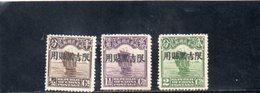 MANDCHOURIE 1927-33 ** - Mandchourie 1927-33