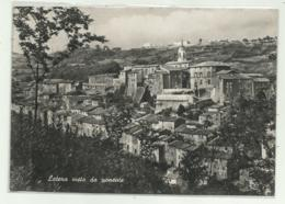 LATERA VISTA DA PONENTE - VIAGGIATA FG - Viterbo