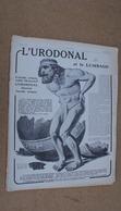 Pub Médicale,pharmacopée L'Urodonal Et Le Lumbago - Advertising