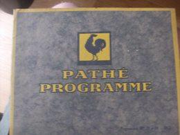 """Magazine Promotionnel """"Pathé Programme"""" (1923) (Pathé Consortium Cinéma) - Magazines"""
