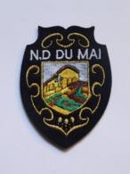 Ecusson à Coudre De Notre-Dame Du Mai (83) - Ecussons Tissu
