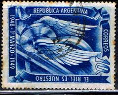 ARGENTINE 980 // YVERT 500 // 1949 - Argentina