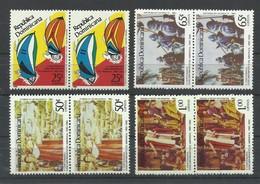DOMINICANA  YVERT  1000/3  (PAREJA)  MNH  ** - Dominicaine (République)
