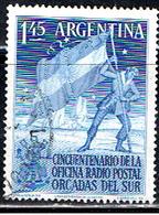 ARGENTINE 982 // YVERT 539 // 1954 - Argentina