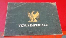 "Dossier De Presse ""Venus Impériale"" Gina Lollobrigida Raymond Pellegrin Jean Delannoy Stephen Boyd Pauline Borghèse 1962 - Publicité Cinématographique"
