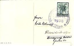 POSTMARKET   1938 - Cartas