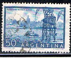 ARGENTINE 984 // YVERT 546A // 1954-59 - Argentina