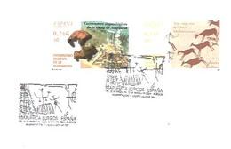 POSTMARKET   ESPAÑA 2004 ATAPUERCA - Preistoria