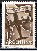 ARGENTINE 985 // YVERT 586 // 1958 - Argentina