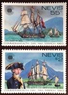 Nevis 1983 Commonwealth Day Ships MNH - St.Kitts E Nevis ( 1983-...)