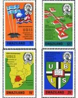 Ref. 365123 * MNH * - SWAZILAND. 1974. UNIVERSITY OF BOTSWANA, LESOTHO AND SWAZILAND . UNIVERSIDAD DE BOTSWANA, LESOTHO - Swaziland (1968-...)