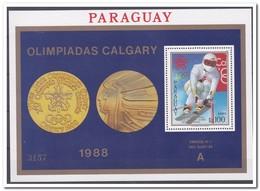 Paraguay 1988, Postfris MNH, Olympic Games - Paraguay
