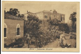 BEYROUTH-Johanniter Hospital... Animé - Lebanon
