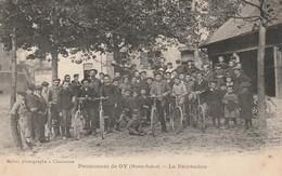 Gy Pensionnat La Recreation - Autres Communes