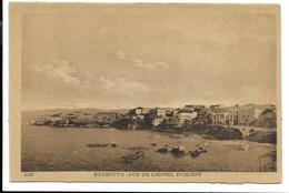 BEYROUTH-Vue De L'Hôtel D'ORIENT... - Lebanon
