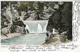 OLD POSTCARD AUSTRIA SLOVENIA - PISNICA - KRANJSCA GORA  VIAGGIATA 1905 - P21 - Slovénie