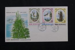NOUVELLE HÉBRIDES - Enveloppe FDC En 1969 - Saut Du Gaul  - L 62109 - FDC