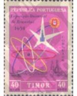 Ref. 365490 * MNH * - TIMOR. 1958. BRUXELLES WORLD EXPO . EXPOSICION MUNDIAL DE BRUSELAS - Timor