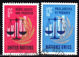 Nations Unies New York  206 à 207 ° - New-York - Siège De L'ONU