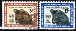 Nations Unies New York  209 à 210 ° - New-York - Siège De L'ONU