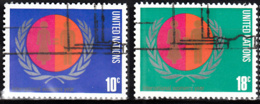Nations Unies New York  251 à 252 ° - New-York - Siège De L'ONU