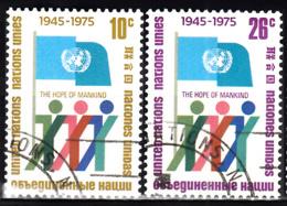 Nations Unies New York  253 à 254 ° - New-York - Siège De L'ONU