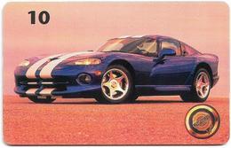 Denmark - Tele Danmark (chip) - Chrysler - TDP135 - 05.1997, 2.000ex, 10kr, Used - Denemarken