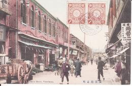 Japon, Yokohama, Chinese Street,1909 - Yokohama