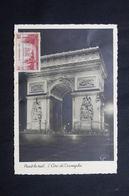 FRANCE - Carte Maximum En 1938 - Arc De Triomphe - L 62115 - Maximum Cards