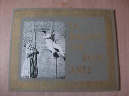 """Magazine Promotionnel """"le Masque Aux Deux Ames"""" (Harry Piel) (vers 1920) (Mappemonde Film) - Magazines"""