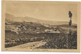 MONT LIBAN - BAROOK - Vue Générale... - Lebanon