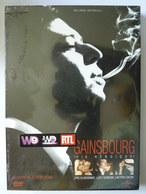 DVD NEUF SOUS FILM SERGE GAINSBOURG VIE HEROIQUE - SFAR 1 - Collectors