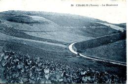 N°9576 -cpa Chablis -La Moutonne- - Viñedos