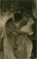 1910s RPPC POSTCARDS - SET OF 5 POSTCARDS - COUPLE FLIRTING - EDIT FOTOCELERE - N.39 (BG857) - Coppie