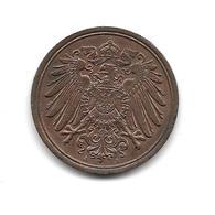 Allemagne. 1 Pfennig 1912 A (458) - [ 2] 1871-1918 : Imperio Alemán