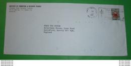 PHILIPPINEN - Brief Letter Lettre 信 Lettera Carta пи�?ьмо Brev 手紙 จดหมาย Cover Envelope (2 Foto)(34164) FFF - Filippijnen