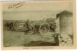 DURAZZO PANORAMA DALLA FORTEZZA VENEZIANA - Albania