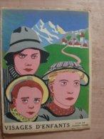 """Magazine Promotionnel """"Visages D'enfants"""" De Jacques Feyder(1925) (Exclusivité Jean De Merly) - Magazines"""