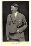 Unser Führer AK Verschiedene Stempel 1938 - Deutschland