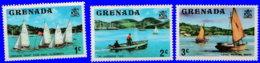 Grenade 1975. ~ YT 558/60** - Bateaux Et Voiliers - Grenada (1974-...)