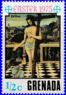 """Grenade 1975. ~ YT 597** Par 3 - Bellini """"Sang Rédempteur"""" - Grenada (1974-...)"""