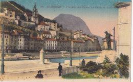 Grenoble (38) - L'isère - Les Quais - La Vedette Gauloise - Grenoble