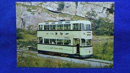 Sheffield Corporation Tramcar 510 England - Sheffield