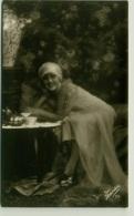 1910s RPPC POSTCARDS - SET OF 5 POSTCARDS - L'ATTESA /  WAITING - EDIT FOTOCELERE - N.56 (BG860) - Coppie