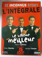 COFFRET 5 DVD ZE LES INCONNUS STORY L'INTEGRALE LE Bôcoup Meilleur - Séries Et Programmes TV