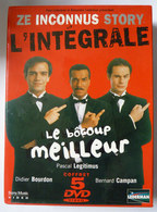 COFFRET 5 DVD ZE LES INCONNUS STORY L'INTEGRALE LE Bôcoup Meilleur - DVDs