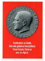 Volk Steht Zu Volk / Ein Folk - Ein Reich - Ein Führer - Deutschland