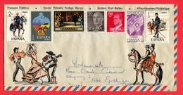 Spanien,  Espana  1971 - 1931-Hoy: 2ª República - ... Juan Carlos I
