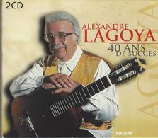 Album 2 CD Alexandre LAGOYA 40 Succès - Classique